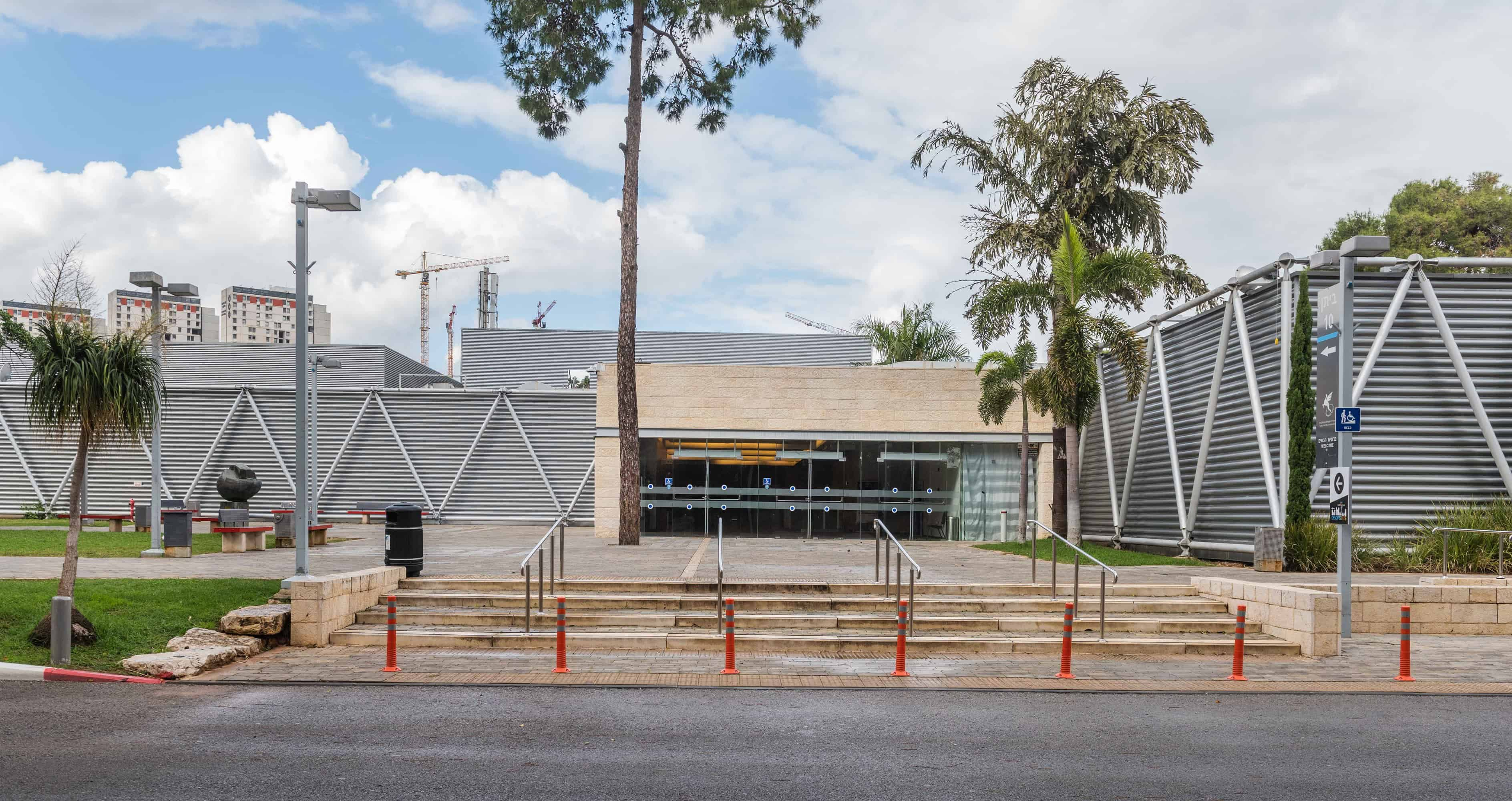 tel aviv convention center pavilion 2 - HD3776×2000